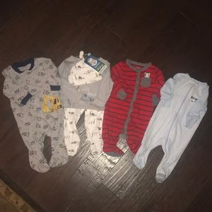 Baby boy Bundle 3-6momths